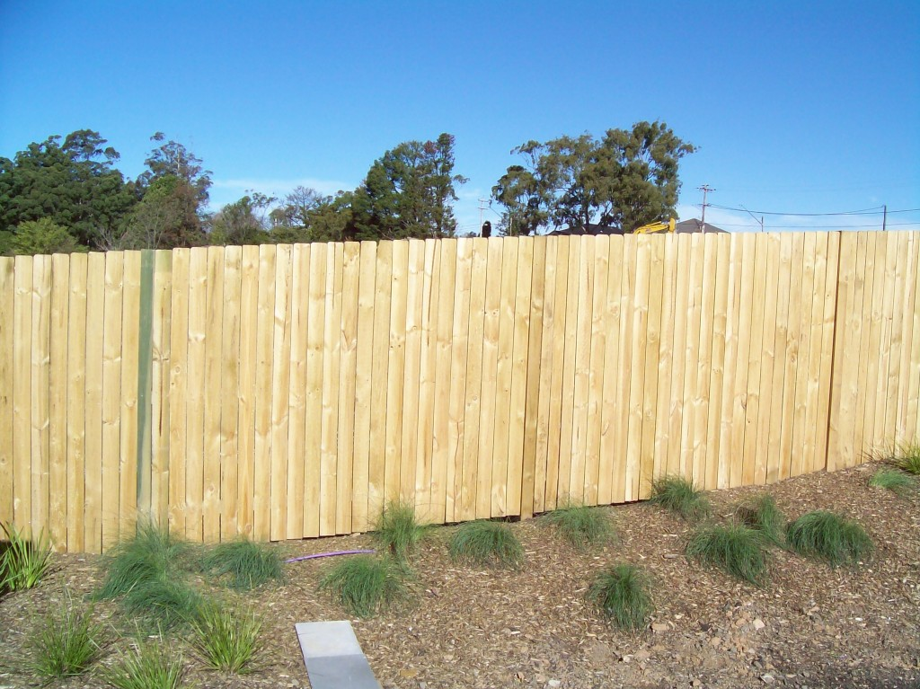 All Hills Fencing   Treated Pine Hardwood FencingAll Hills Fencing