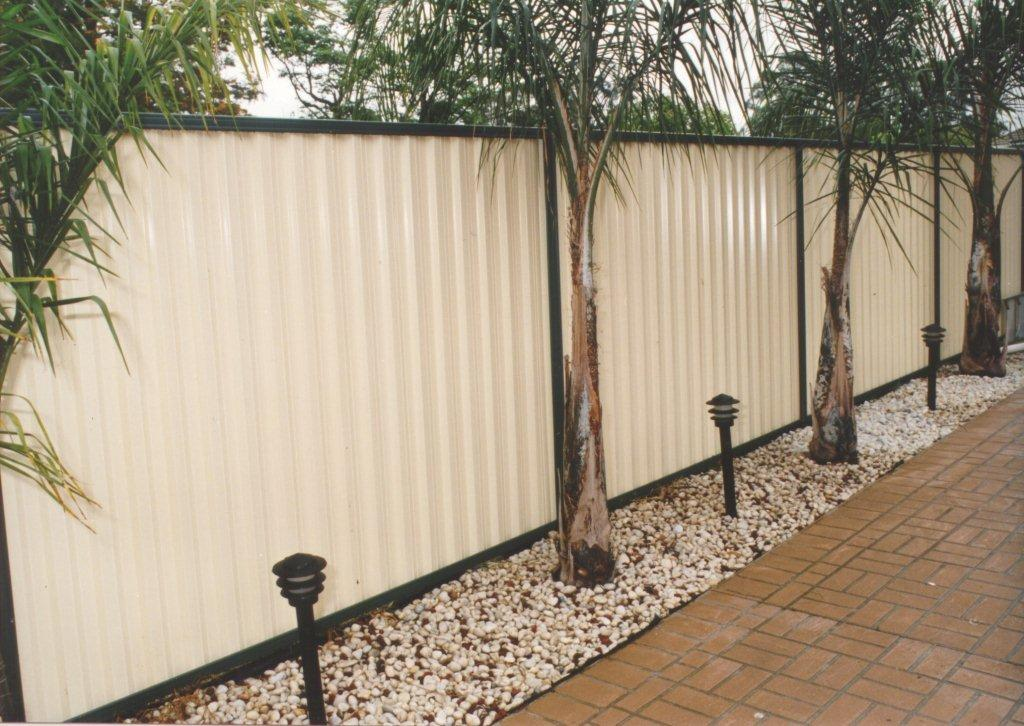 All Hills Fencing Colourbond Or Equivalent Fencesall